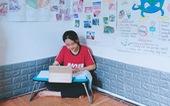 Giúp con học tiếng Anh: 'Cơn mưa' và 'cánh đồng' từ vựng