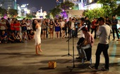 Từ tháng 7, phố đi bộ Nguyễn Huệ có biểu diễn nghệ thuật đường phố