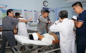 Chỉ 5 phút, giải tán 20 côn đồ ẩu đả náo loạn Bệnh viện Gia Định