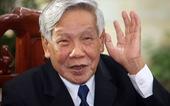 Nguyên Tổng bí thư Lê Khả Phiêu - người đặt nền móng xây dựng, chỉnh đốn Đảng thời kỳ đổi mới