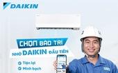 Daikin Việt Nam ra mắt ứng dụng đặt dịch vụ bảo trì máy điều hòa