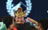 Nhà vô địch nữ Olympia: 'Đây là cả ước mơ, hành trình dài tích cóp hàng ngày'