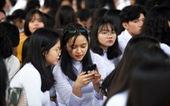 Học sinh nói gì về quy định cho dùng điện thoại trong lớp?