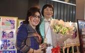 NSND Minh Vương triển lãm ảnh đời nghệ sĩ của mình