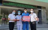 KFC Việt Nam gửi tặng gift voucher cho y bác sĩ tuyến đầu chống COVID-19