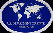 Trang web Bộ Ngoại giao Mỹ đăng nhầm tin ông Trump 'đã hết nhiệm kỳ'