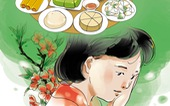 Món ngon Việt bay xa: Thế mà sắp Tết