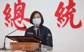12 máy bay Trung Quốc xấn vào ADIZ của Đài Loan trong một ngày