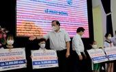 Ông Lê Minh Tấn xin lỗi người dân về phát ngôn 'chưa ai thiếu ăn, thiếu mặc'
