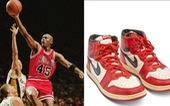 Đôi sneaker của Michael Jordan bán được 1,47 triệu USD - đắt giá nhất lịch sử