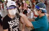 Hôm nay 27-10, hơn 1.800 học sinh THPT ở TP.HCM được tiêm vắc xin COVID-19