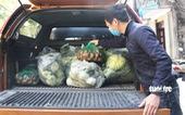 Người Hà Nội chung tay giải cứu nông sản Hải Dương