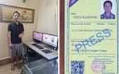 Campuchia trục xuất một nhà báo Trung Quốc vì đăng tin sai về vắc xin ngừa COVID-19