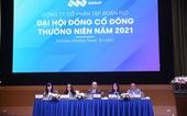 Đại hội cổ đông FLC 2021: Tri ân lớn cho cổ đông, đặt mục tiêu lãi gấp 3 lần năm 2020