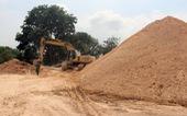 3 công ty đổ cát đá gây ô nhiễm môi trường bị phạt 210 triệu đồng