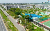 Hình thành khu đô thị xanh - đáp ứng nhu cầu ở thực tại TP.Tân An