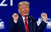 Ông Trump không nhận lương tổng thống Mỹ nhưng nhận lương hưu