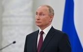 Tổng thống Putin chỉ ra phẩm chất của người kế nhiệm ông