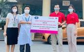 Vietlott chung tay ủng hộ Quỹ Vắc-xin phòng chống COVID-19