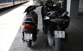 Bắt giữ 2 môtô 'giá khủng' theo tàu hỏa từ TP.HCM ra Hà Nội