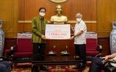 Japfa ủng hộ 1 triệu đô la vào quỹ vaccine phòng chống COVID-19