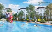 Biệt thự sinh thái West Lakes Golf & Villas: Lá chắn xanh liền kề thành phố