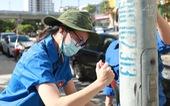 'Chiến sĩ tình nguyện' ra quân vì văn minh đô thị