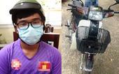 Bắt hai nam thanh niên thua độ bóng đá, cầm dao đi cướp xe ở Tân Bình