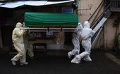 Indonesia có kỷ lục hơn 15.000 ca COVID-19, xử lý không kịp xác người bệnh