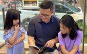 Giáo sư Toán học Lê Anh Vinh: Tôi dạy trẻ phải tự học