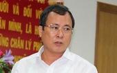 NÓNG: Khởi tố, bắt tạm giam cựu bí thư Tỉnh ủy Bình Dương Trần Văn Nam
