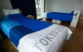 'Giường chống sex' ở Olympic Tokyo chịu được trọng lượng 200kg