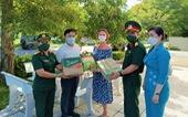 100 công dân Nga được hỗ trợ lương thực giữa lúc TP Nha Trang giãn cách xã hội