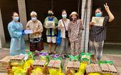 Nữ y sĩ đi cứu giúp đồng bào Việt ở Malaysia