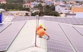 Nhiều công trình điện mặt trời chưa đảm bảo tiêu chí theo quy định