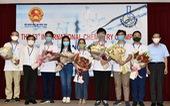 Học sinh Việt Nam giành 3 huy chương vàng Olympic hóa học quốc tế 2021