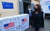 Việt Nam nhận thêm 1,3 triệu liều vắc xin Pfizer/BioNTech từ Mỹ