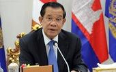 Campuchia tặng Việt Nam 200.000 liều vắc xin COVID-19