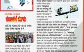 Đón đọc TTCT số 25 có trên sạp báo ngày 6-7