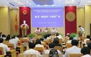 Tán thành Đề án thành lập đơn vị hành chính - kinh tế đặc biệt Bắc Vân Phong