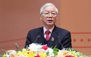 Tổng bí thư Nguyễn Phú Trọng: 'Tránh nhạt Đảng, khô Đoàn'
