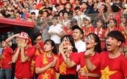 TP.HCM lắp hơn 10 màn hình Led cho dân xem trận chung kết U23 Việt Nam