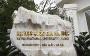 ĐH Quốc gia Hà Nội tiếp tục xét tuyển bằng kết quả thi THPT quốc gia