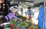 Sau mưa lũ, rau xanh Đà Nẵng tăng giá chóng mặt