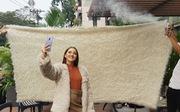 Giới trẻ mê mẩn với Art Selfie