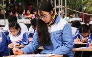 500 học sinh giỏi đất cảng 'khai bút' đầu xuân