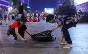 Bị nhân viên nhà xe thoá mạ vì phản đối vứt rác giữa đèo