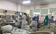Bộ Y tế đề nghị cho phép bảo vệ bệnh viện dùng 'công cụ hỗ trợ'