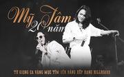Mỹ Tâm: từ Giọng ca vàng Mực Tím đến bảng xếp hạng Billboard