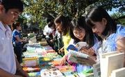 20 tấn sách ra phiên chợ sách đầu tiên ở Đà Nẵng